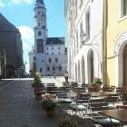 Foto zu Siebenbürgen: Endlich ist die Terrasse fertig! Wir erwarten Sie
