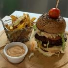 Foto zu Siebenbürgen: Hamburger- Rindburger