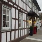 Foto zu Restaurant Alte Schmiede Bauschheim: 04.10.20. Außenansicht
