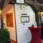 Foto zu Restaurant Alte Schmiede Bauschheim: 04.10.20. Eingangsbereich