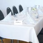 Foto zu Saal im Café 1 wie Keins: