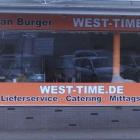 Foto zu West-Time - Burger und Pizza: