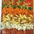 Foto zu Alaturka: Extra mit dabei; Täglich ganz frisch. Gebackenes Gemüse