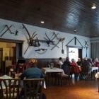 Foto zu Waddewarder Hof: Restaurantbereich