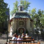 Foto zu Gasthof zum goldenen Hammer: Gnadenkapelle