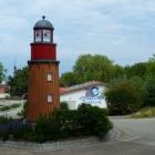 Foto zu Belvedere · Ostseecamp Seeblick: Eingang zum Camp