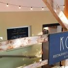 Foto zu Kosi Restaurant und Weinwirtschaft: Das Restaurant befindet sich im Untergeschoss