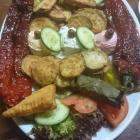 Foto zu Nevigeser Restaurant: Kalt und Wärme Vorspeisen Teller