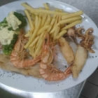Foto zu Nevigeser Restaurant Maria Binou: Fischvariation