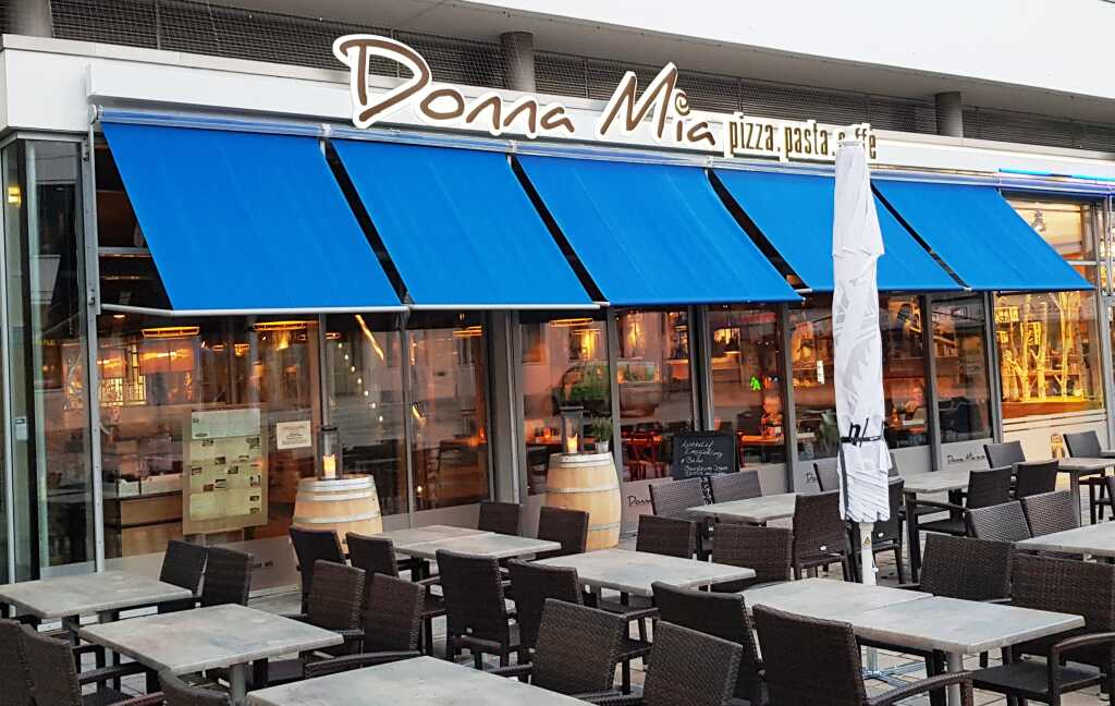 Donna Mia Restaurant in 67655 Kaiserslautern (Innenstadt)