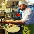 Foto zu Blé Noir - Crêperie bretonne, Restaurant, Pâtisserie:
