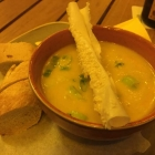 Foto zu SunDays cafe, bar, restaurant: 8.10.19 Mango-Curry-Suppe
