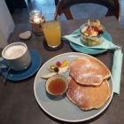 Foto zu Café Snooze: Pancakes