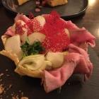 Foto zu Echtzeit: 24.1.20 Vitello Tonnato im Parmesanschälchen