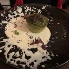 Foto zu Echtzeit: 13.3.20 Spinatflan auf geschmolzenem Käse