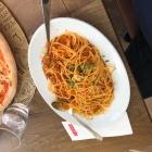 Foto zu L' Osteria: Spagetti Bolognese