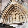 Der ursprüngliche Kapelleneingang
