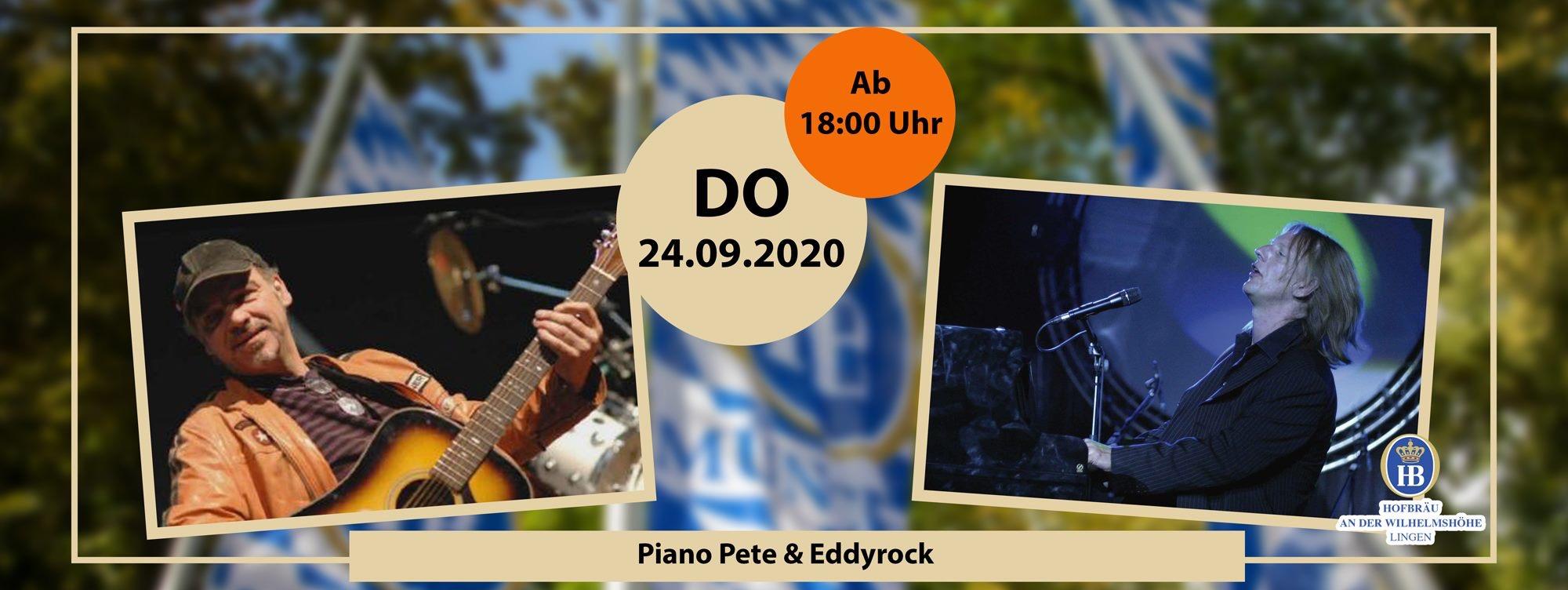 Piano Pete & Eddyrock