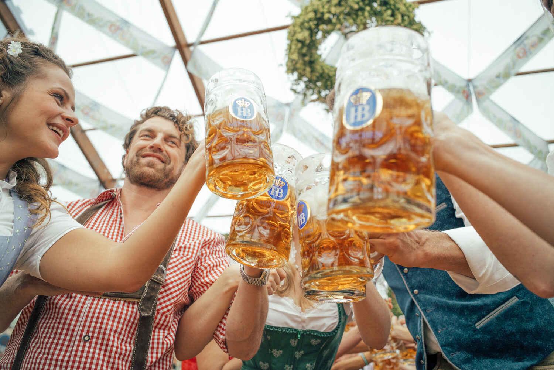 Bild zur Nachricht von Hofbräu an der Wilhelmshöhe