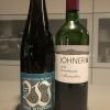 Die Weinbegleitung heute: 2017 Sauvignon Blanc I, Weingut von Winning, Deidesheim/Pfalz & 2016 Rotweincuvée Maximilian, Weingut Johner, Vogtsburg-Bischoffingen/Baden