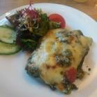 Foto zu Schwabenalm: vegetarische Lasagne