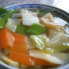 Foto zu Asia Küche Bistro-Imbiss Linh: Wantansuppe