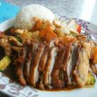 Foto zu Asia Küche Bistro-Imbiss Linh: Acht Kostbarkeiten mit Ente