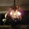 Gedämpfte Festbeleuchtungng