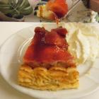 Foto zu Schubert Confiserie Café: Erdberkuchen mit Sahne