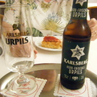 Foto zu Schubert Confiserie Café: Karlsberg Ur-Pils aus der Flasche