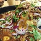 Foto zu Monkey King: Rindfleisch aus dem Wok mit Teriyakisauce und Käse