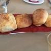 Brot ohne Butter vorab