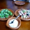 Pimentos, Oktopussalat, Aioli