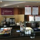 Foto zu Cafeteria in der Elbtalklinik: