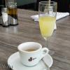 Espresso mit Limoncello