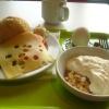 So kann ein Frühstück aussehen