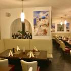 Foto zu Restaurant und eiscafe santorini: