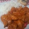 Hähnchen-Curry äähh Gulasch