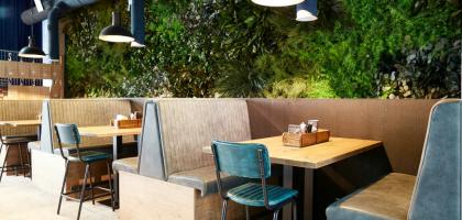 Fotoalbum: Restaurantbereich