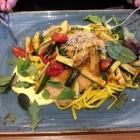 Foto zu Restaurant Burg Beverungen: Gericht mit Lachs