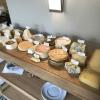 Das umfangreiche Käseangebot