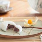 Foto zu Teehaus im Japanischen Bonsaigarten: Mochi klassisch