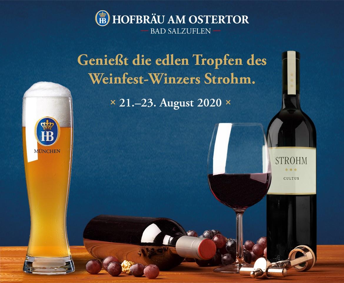 Bild zur Nachricht von Hofbräu am Ostertor