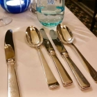Foto zu Chapeau La Vache: Tisch nach der Bestellung
