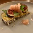 Foto zu Coeur D'Artichaut - Restaurant: Tomme de Savoie   Feige   Walnuss