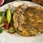 Foto zu Brasserie Sol y Sombra: Omelett mit Pilzen