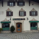 Foto zu May Man: am Ende der Garmischer Fußgängerzone