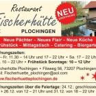 Foto zu Fischerhütte Plochingen: