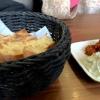Brot, Cacık und Ezme