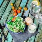 Foto zu Holly's | Restaurant & Café: Holly's | world food & lifestyle: frische Salatkreationen.